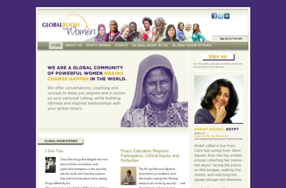 globalroomforwomen.com
