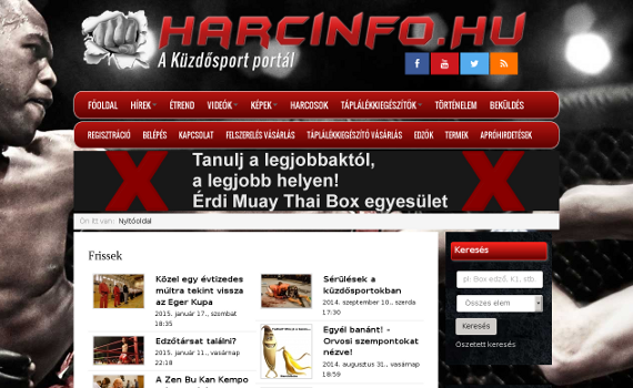 harcinfo.hu
