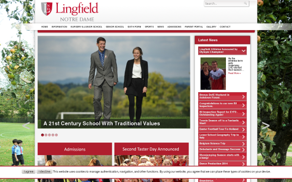 lingfieldnd.co.uk