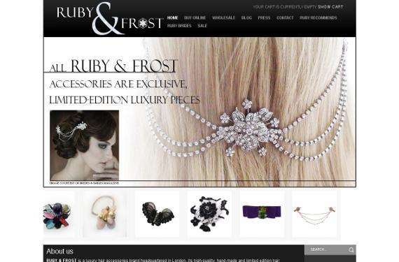 rubyandfrost.com