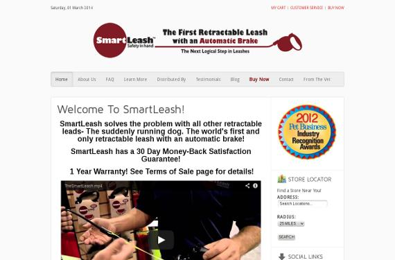 thesmartleash.com