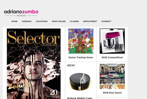 adrianozumbo.com