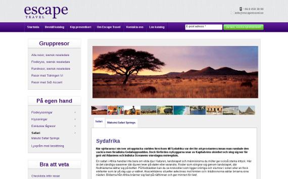 escapesafaris.se