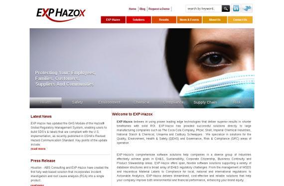 exphazox.com