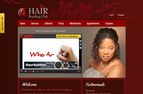 braidingclub.com