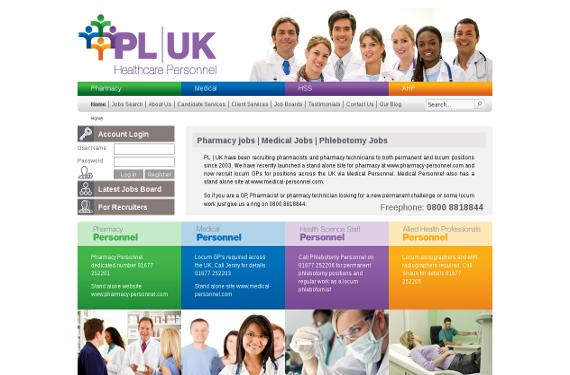 healthcare-personnel.co.uk