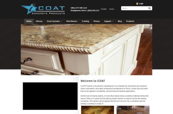 icoatproducts.com