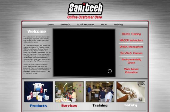 sanitechonline.com